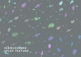 Naadloos inktvlek textuur ontwerp