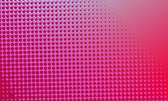 Roze halftoonontwerp