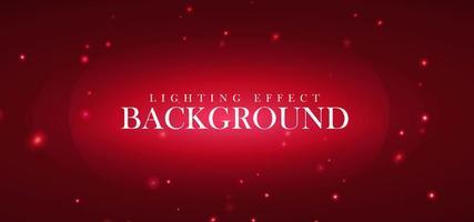 Rode abstracte lichte achtergrond