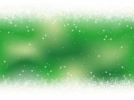 Naadloze sneeuwvlokkenachtergrond vector