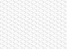 Abstracte witte grijze geometrische kubustextuur vector