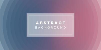 Circulaire Gradiënt abstracte achtergrond vector