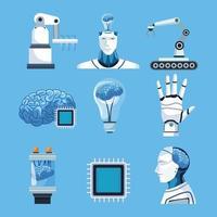 Kunstmatige intelligentie-elementen