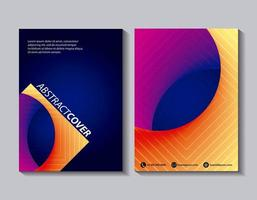 abstract covers sjabloon vector