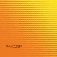 Halftone gestippelde achtergrond in pop-artstijl vector