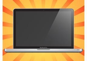 apple macbook pro vector