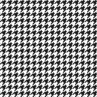 Houndstooth geruit patroon vector