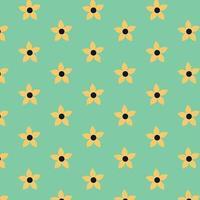 eenvoudig bloemenpatroon