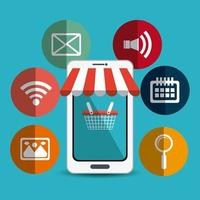Winkelen, e-commerce en marketing