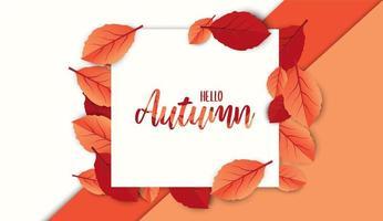 Abstracte kleurrijke bladeren verfraaide achtergrond voor
