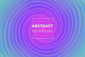 3D Cirkelachtergrond Abstracte Paars