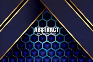 Geometrische abstracte achtergrond, vector