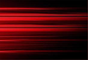Donkerrode beweging beweging Licht abstracte technologie achtergrond vector