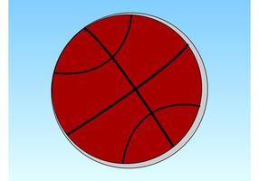 Basketbal Logo vector