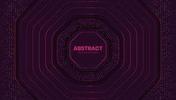 Luxe abstracte achtergrond met heldere glitters vector