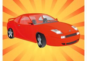 Fiat auto vector