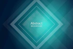 Abstracte geometrische vormen en gestippelde stijl donkere kleur schaduw achtergrond