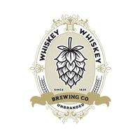 whisky label ontwerpsjabloon