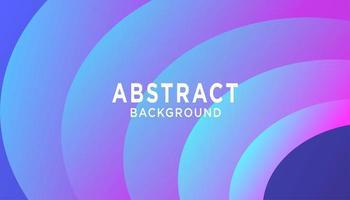 Circulaire achtergrond met kleurovergang in blauw, paars en roze