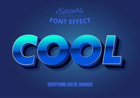 Sterke vetgedrukte 3D-tekststijl