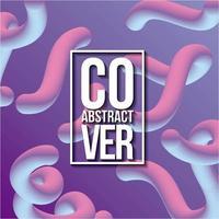 abstract omvat vloeistoffen vector