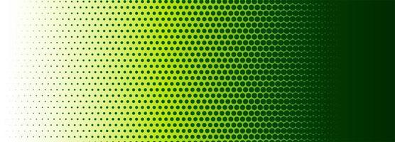 Abstracte halftone kleurrijke bannerachtergrond vector
