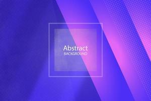 Gelaagde diagonale vorm en gestippelde achtergrond met kleurovergang