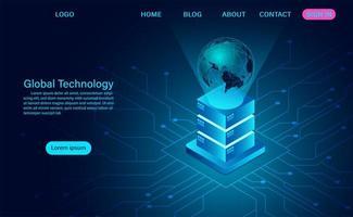 wereldwijde digitale technologie