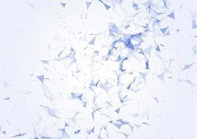 abstracte achtergrond met een laag poly-ontwerp