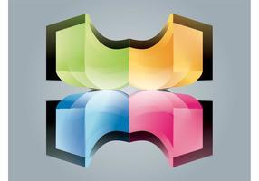Logo afbeelding vector