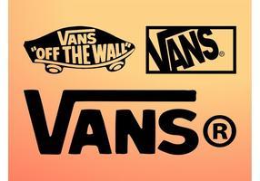 Vans-logo's vector