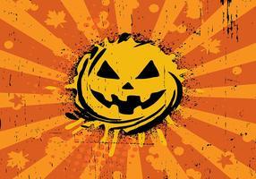 Halloween achtergrond Vector
