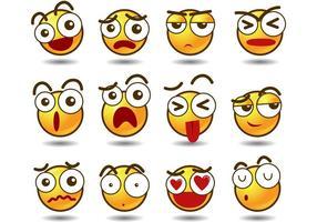 Emoji-vectoren