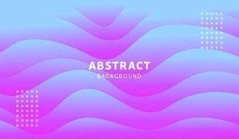 minimale violet papier gesneden laag achtergrond vector