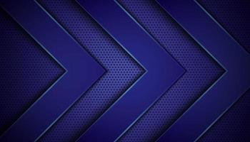 donkerblauwe achtergrond met pijllagen