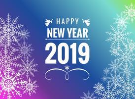 Gratis Gelukkig Nieuwjaar Achtergrond