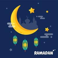 ramadan kareem wenskaart