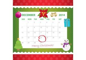 December Advent Kalender