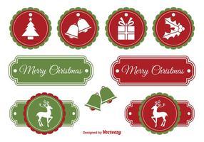 Kerst Labels