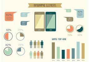 Gratis Smart Vector Infographics