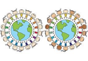 Stokcijfer werelden