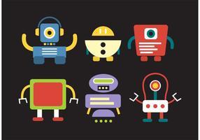 Robotvectoren vector