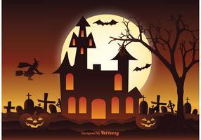 Halloween Illustratie vector