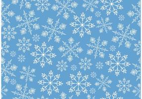 Sneeuwvlok Vector Achtergrond