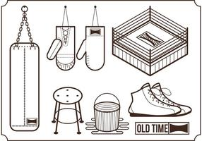 Oude Time Boxing Vectors