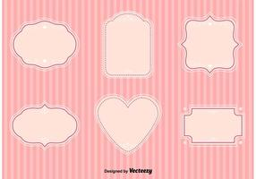 Liefde Frame Vectors