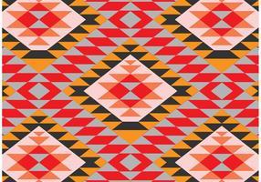 Inheemse patroon vrije vector