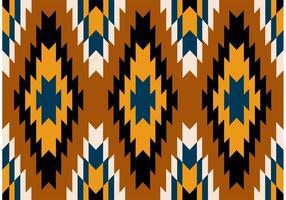 Navajo aztec stammen patronen