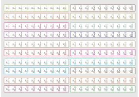 Math Huiswerk Vectors