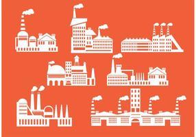 Eenvoudige Fabrieksvectoren